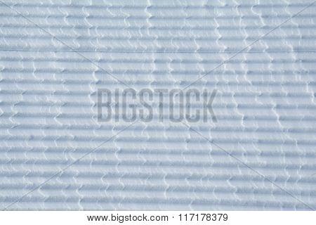 Snowcat Trace