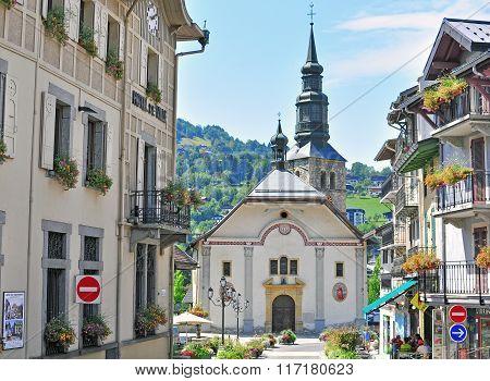 Saint Gervais Les Bains, France