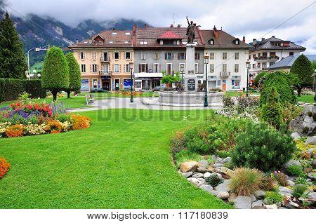 Sallanches, France