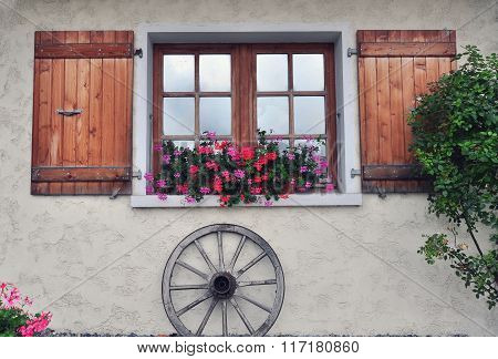 Windows Of The French Country House