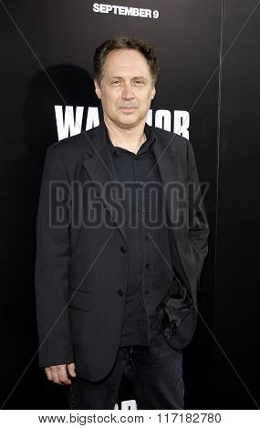 Mark Isham at the Los Angeles Premiere of