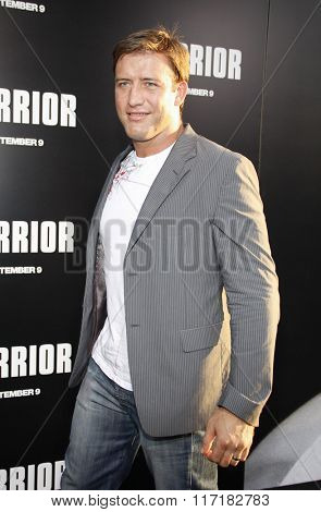 Stephen Bonner at the Los Angeles Premiere of