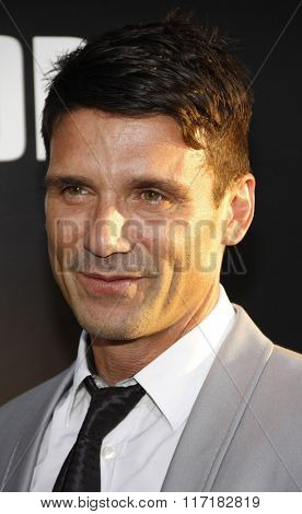 Frank Grillo at the Los Angeles Premiere of