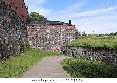 The Sea Fortress Of Suomenlinna