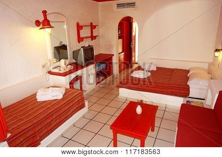 Room On The Villa.