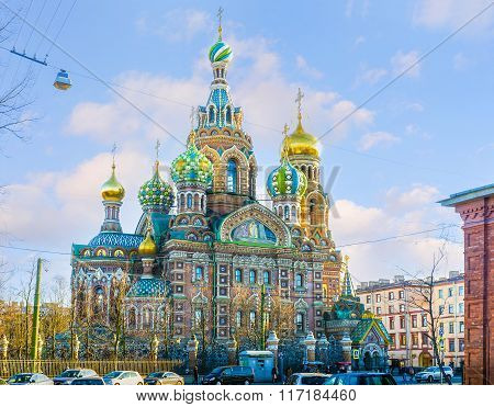 The Colorful Church