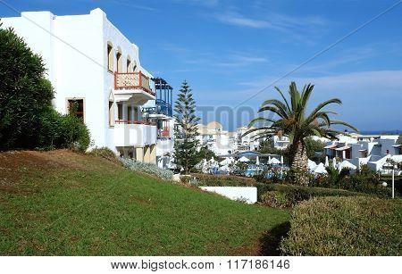 White Villa.