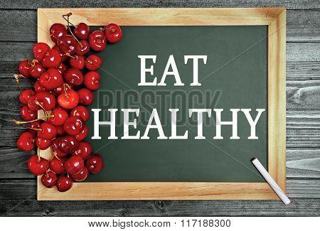 Eat Healthy Words