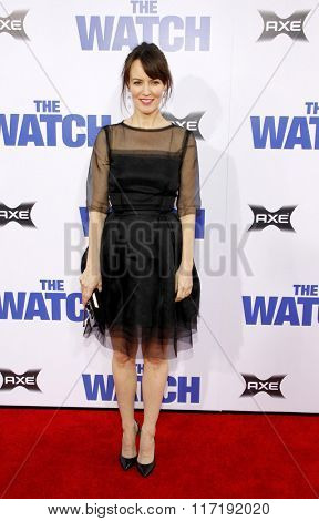 Rosemarie DeWitt at the Los Angeles premiere of