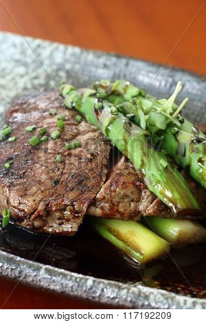 Beef And Asparagus 2