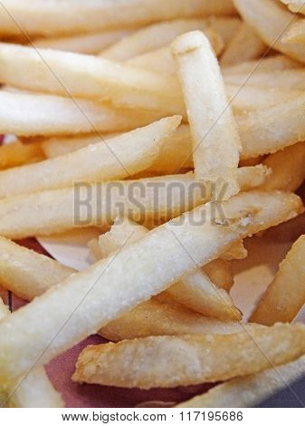 Quick Tasty Potato French Fries