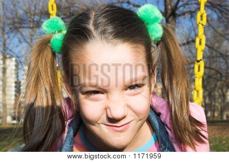 A Little Child, Unfriendly Face