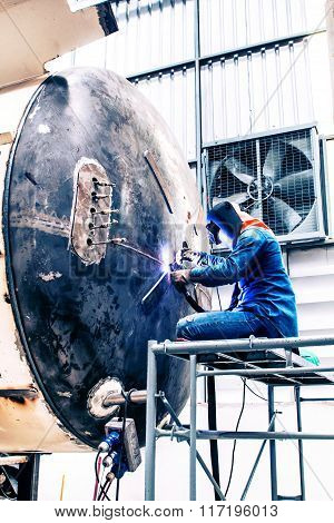 Welding Piping