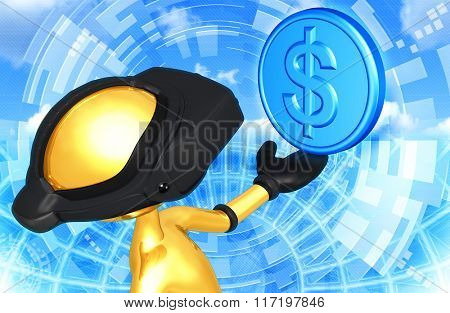 Virtual Reality Money