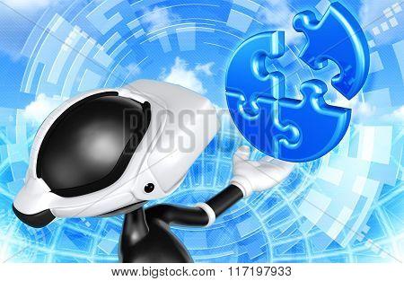 Virtual Reality Puzzle