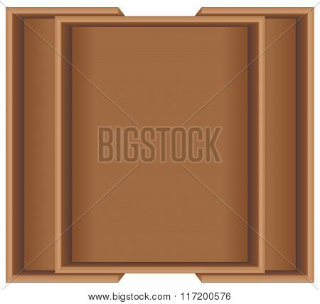 Wooden Transform Size For Kitchen Cabinet