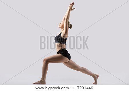 Warrior One Pose