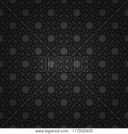 Seamless Geometric Pattern by Stripes