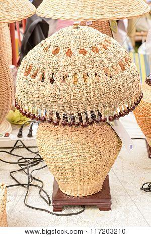 Lamp Is Handmade