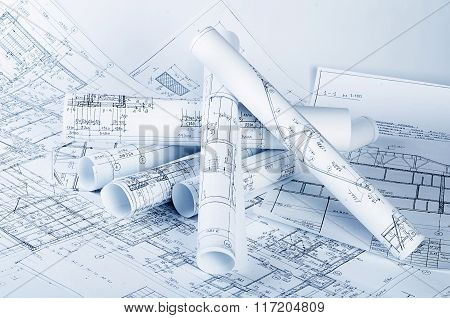 The Projects Of Houses A Background