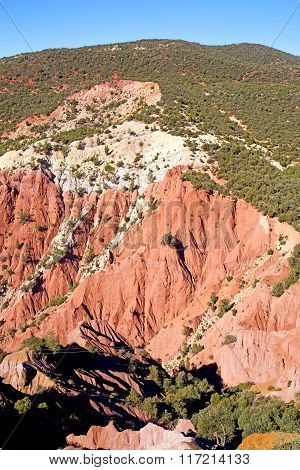 Red  The    Dades Valley Atlas