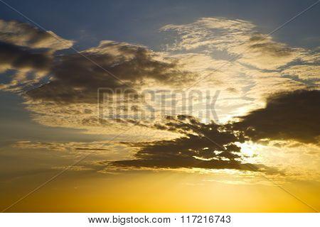 Asia   The  Kho Tao Bay Isle  And Cloud
