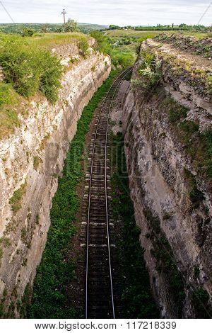 Railway recess