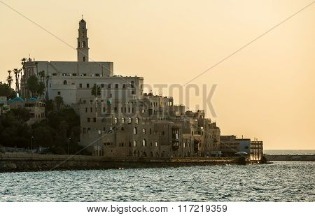 Sunset Over Jaffa