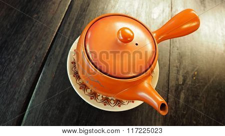 Tea Pot Chinese Culture