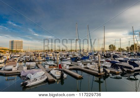 Marina In San Diego
