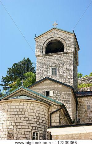 Tower of the Monastery of Cetinje