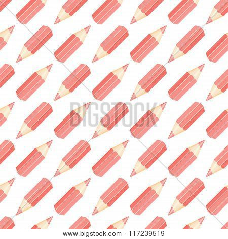 pencil seamless isolated