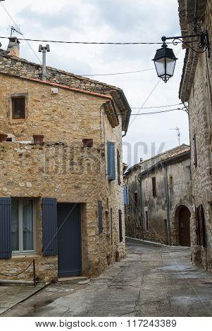 Blauzac, Old Village In France