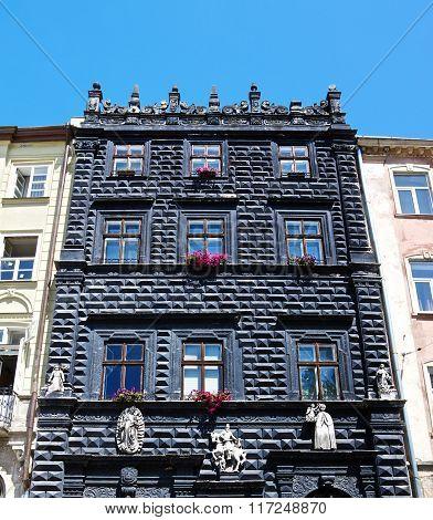 Street Of Lviv