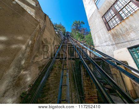 Artilleria funicular railway