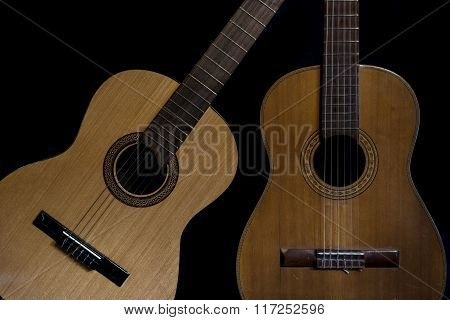 Two Spanish Guitars