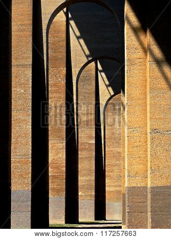 Bridge Archways