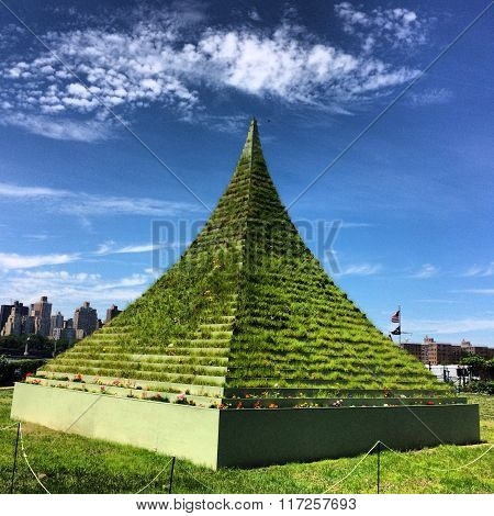 Grass Pyramid