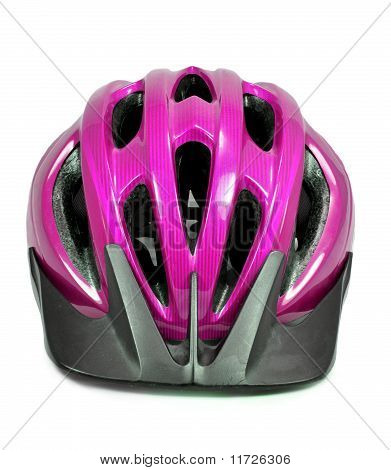 bicycle cross country plastic helmet