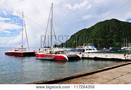 Boats And Catamarans