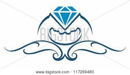 HORSE DIAMOND TRIBAL