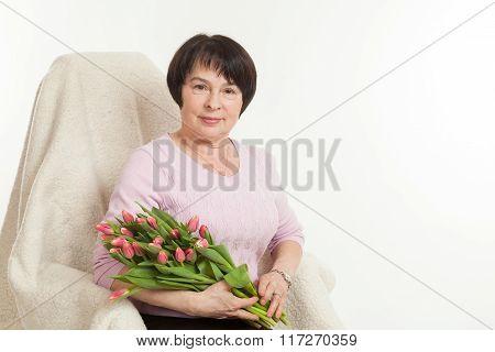 The Beautiful Mature Woman
