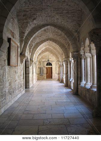 Arcade In Bethlehem