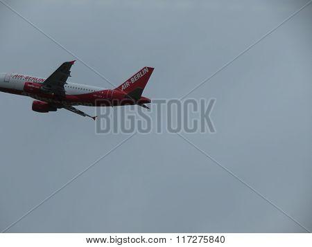 Airberlin Aircraft