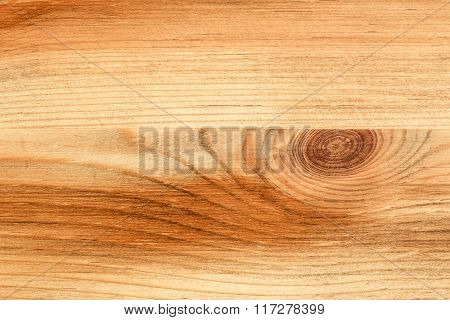 Pine Wood Plank Texture Light Brown With Knots