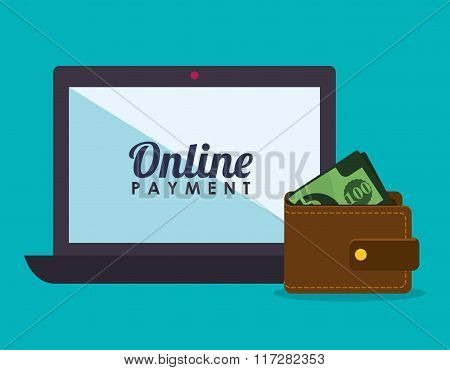 Money bank and online payment