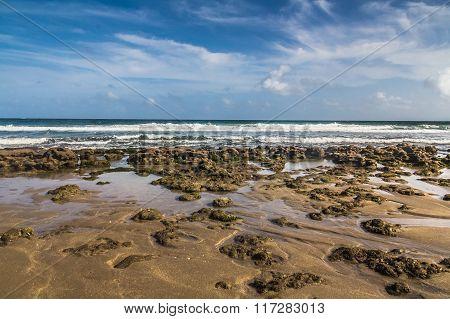 Bathub Reef Beach In Florida