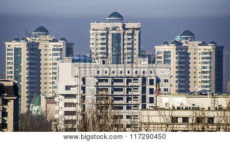Almaty - Modern Architecture