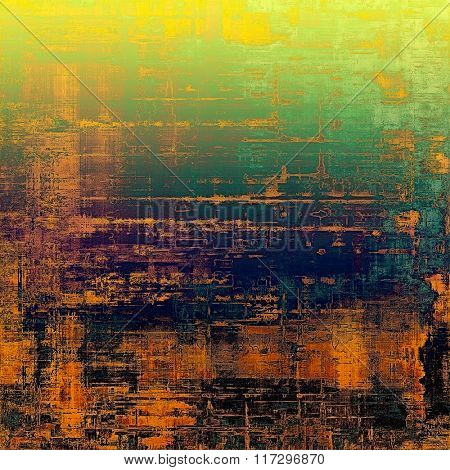 Abstract background or texture. With different color patterns: yellow (beige); brown; blue; green; black