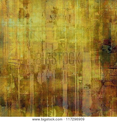 Designed grunge texture or retro background. With different color patterns: yellow (beige); brown; green; pink; purple (violet)
